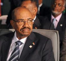 Sudanese President and ICC suspect Omar Al-Bashir. © capitaleritrea