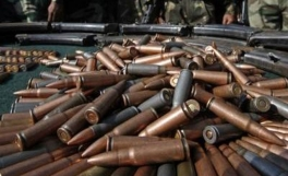 The international trade of arms and ammunition is worth billions of dollars. Al Arabiya