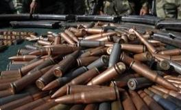 The international trade of arms and ammunition is worth billions of dollars. Al Arabiya
