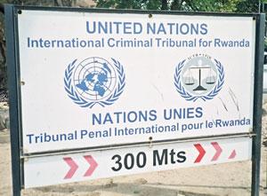 The ICTR in Arusha, Tanzania. © Nigel Eltringham