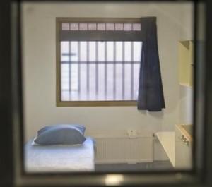 En el marco del acuerdo entre Bélgica y la CPI, Bélgica albergará prisioneros en libertad provisional del centro de detención de la CPI. © TPIY/AFP