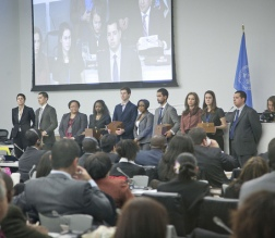 Voting at the 2011 ICC judicial elections
