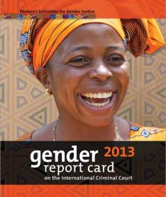 The Gender Report Card provides a gender analysis of the ICC and its work.