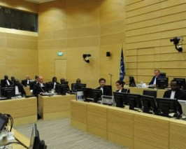 Victims' participation is a unique and important part of ICC proceedings. © ICC