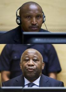 ICC judges have decided to send the cases against Bosco Ntaganda and Laurent Gbagbo to trial. © Reuters