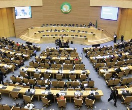 The AU approved the inclusion of immunities for those in power in its proposed expansion of the African Court. © Reuters