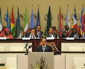 African leaders at the 23rd AU summit voted to give themselves immunity from prosecution for serious crimes. © Reuters