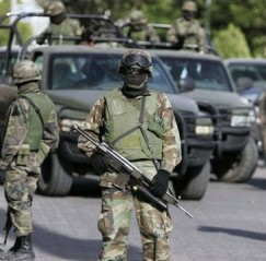 The Mexican military is accused of torture and other crimes against humanity. © Segundo a Segundo