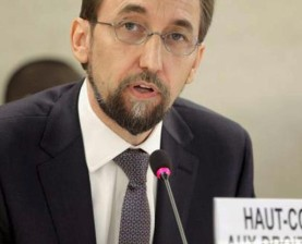Prince Zeid UN Human Rights Chief