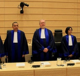 Six new ICC judges will be elected in December. © ICC-CPI