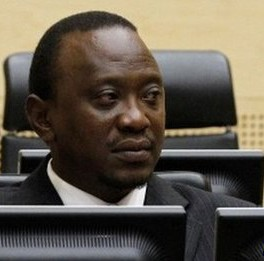 ICC judges ordered Kenyan President Uhuru Kenyatta to appear at an 8 October status conference in The Hague. © AFP