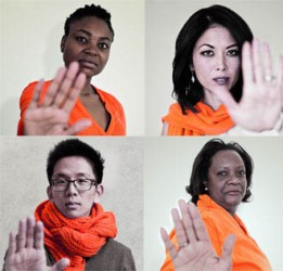 International Day for the Elimination of Violence against Women, 25 November. ©UN.org