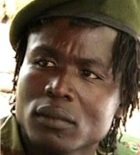 LRA commander Dominic Ongwen. © Daily Monitor