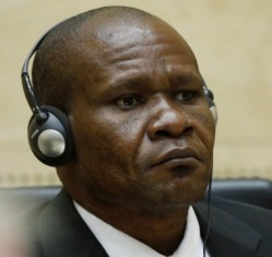 Mathieu Ngudjolo Chui was acquitted by ICC judges on 18 December 2012. © Michael Kooren/AFP/Getty Images