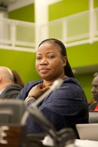 ICC Prosecutor Fatou Bensouda © CICC/Solal Gaillard