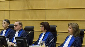 Six newly elected judges will soon join the ICC bench. © ICC-CPI