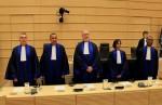 Six judges will be sworn in next week. © ICC-CPI