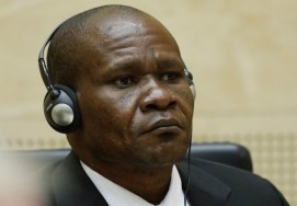 Mathieu Ngudjolo Chui was acquitted of crimes against humanity and war crimes. © AFP