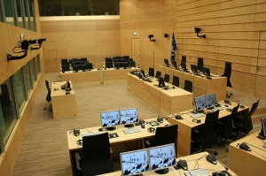 An ICC courtroom. © ICC-CPI