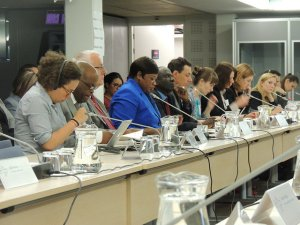 The annual ICC-NGO roundtables are a crucial opportunity to strengthen the Rome Statute system of international justice. © CICC
