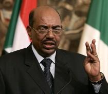 Sudanese President Omar Al-Bashir. © AP