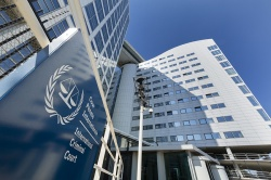 The seat of the ICC in The Hague. © Michel Porro/Getty Images