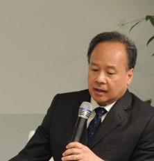 Newly elected ICC Judge Dr. Raul Pangalangan.  © CICC