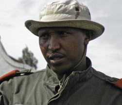 Bosco Ntaganda faces charges including war crimes and crimes against humanity. © Al Jazeera