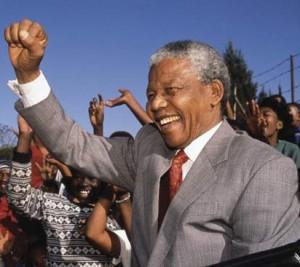 Nelson Mandela. Louise © Gubb/Corbis