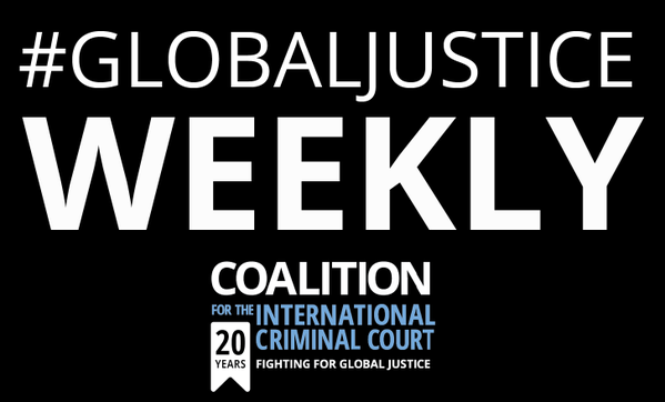 GlobalJustice Weekly – Ukraine's ICC move | Arrest warrants in Kenya |