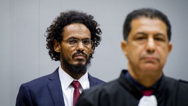 Tuareg rebel Ahmad Al Mahdi Al Faqi