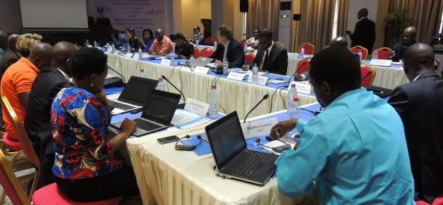 Benin CICC strategy meeting