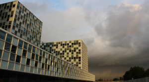 Building of the ICC in The Hague © Benjamin Duerr