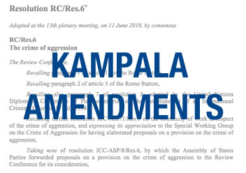 Kampala-Amendments