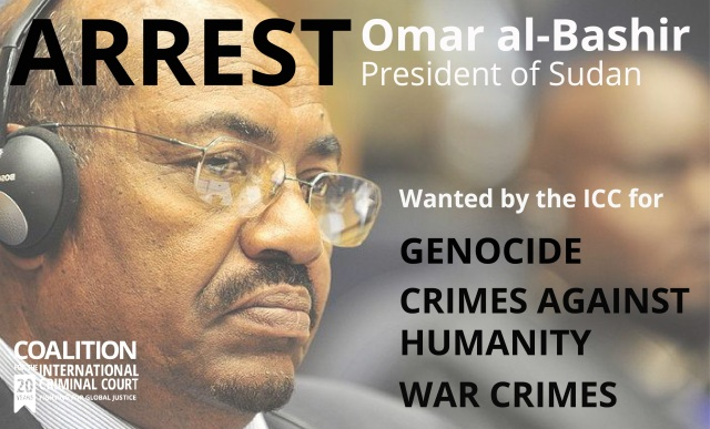 Arrest al-Bashir ICC