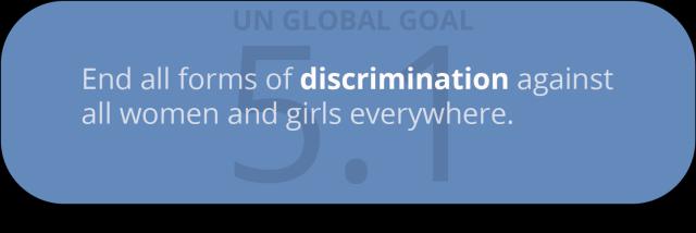 global goal 5.1