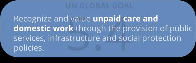 global goal 5.4