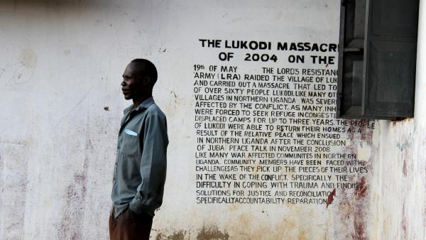 RFI_Gaël Grilhot_A survival of Lukodi, Northern Uganda, where the LRA committed a massacre in 2004.