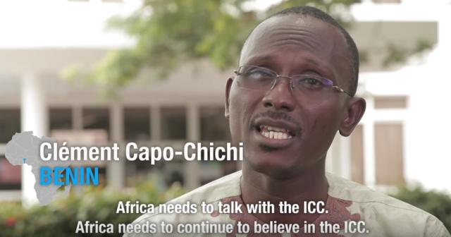 Africa activists
