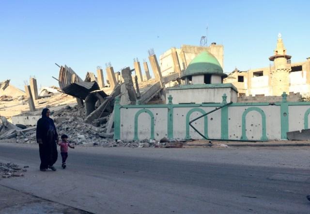 PALESTINIAN-ISRAEL-CONFLICT-GAZA-HERITAGE