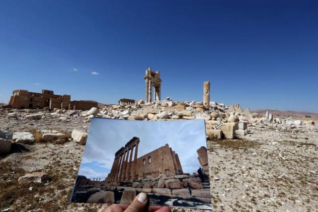 Palmyra 2 destruction 8 attacks blog